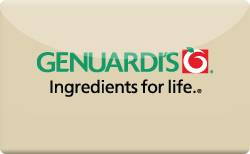 Sell Genuardi's Gift Card