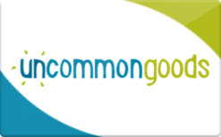 Sell Uncommon Goods Gift Card