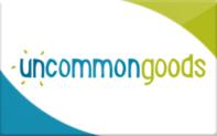 Buy Uncommon Goods Gift Card