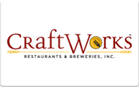 Buy CraftWorks Restaurants Gift Card