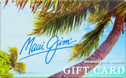 Sell Maui Jim Gift Card