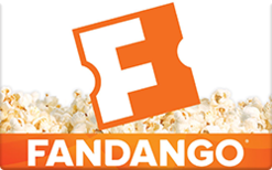 Sell Fandango Gift Card