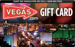 Buy Vegas.com Gift Card