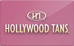 Sell Hollywood Tans Gift Card