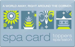 Sell Toppers Spa Gift Card