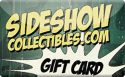 Sell Sideshow Collectibles Gift Card