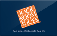 Buy Rack Room Shoes Gift Card