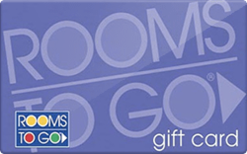 Sell Rooms To Go Gift Card