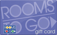 Buy Rooms To Go Gift Card