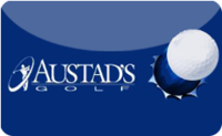 Buy Austad's Golf Gift Card