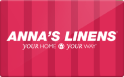 Buy Anna's Linens Gift Card