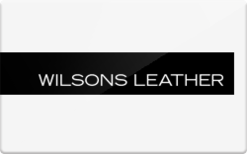 Sell Wilsons Leather Gift Card