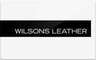 Buy Wilsons Leather Gift Card