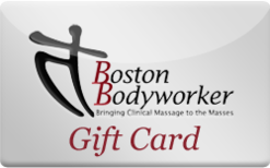 Sell Boston Bodyworker Gift Card