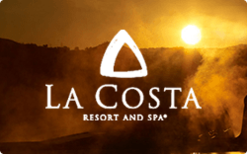 Buy La Costa Resort and Spa Gift Card