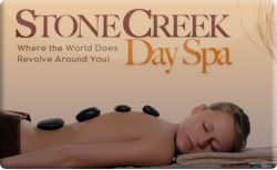 Sell Stone Creek Day Spa Gift Card