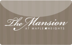 Sell The Mansion at Maple Heights Gift Card