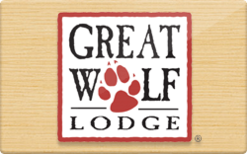 Buy Great Wolf Lodge Gift Card