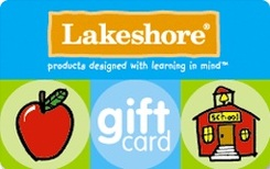 Sell LakeShore Learning Gift Card