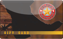 Sell Colton's Steak House & Grill Gift Card
