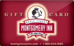 Sell Montgomery Inn Gift Card