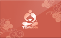 Buy Teavana Gift Card