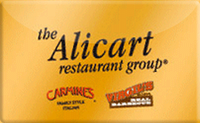 Buy Alicart Restaurant Group Gift Card