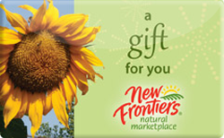 Buy New Frontiers Gift Card