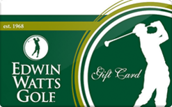 Sell Edwin Watts Golf Gift Card