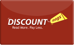 Sell DiscountMags.com Gift Card