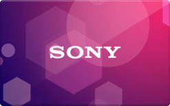 Buy Sony Gift Card