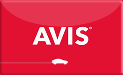 Sell Avis Gift Card