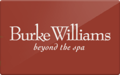 Sell Burke Williams Gift Card