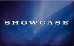 Sell Showcase Cinemas Gift Card