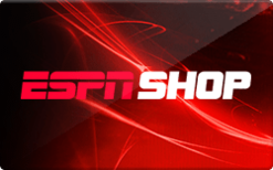 Sell ESPN Shop Gift Card
