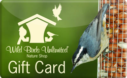 Buy Wild Birds Unlimited Gift Card