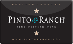 Sell Pinto Ranch Gift Card