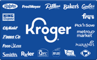 Buy Kroger Grocery Gift Card