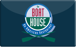 Sell The Boat House Restaurant Gift Card