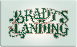 Sell Brady's Landing Gift Card