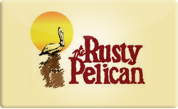 Sell The Rusty Pelican Gift Card