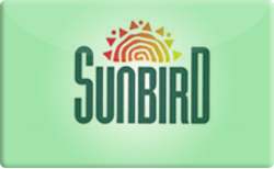 Sell The Sunbird Gift Card