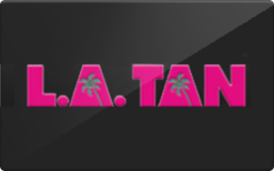 Sell L.A. Tan Gift Card