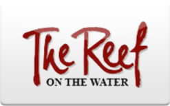 Sell The Reef on the Water Gift Card