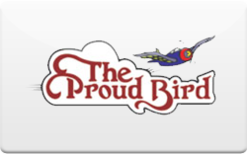 Sell The Proud Bird Gift Card
