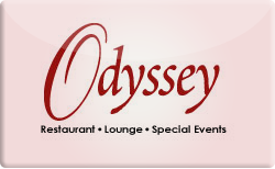 Sell Odyssey Restaurant Gift Card
