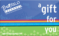 Buy Buffalo Exchange Gift Card