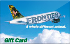 Sell Frontier Airlines Gift Card