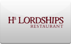 Sell HS Lordship Restaurant Gift Card