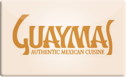 Sell Guayamas Restaurant Gift Card